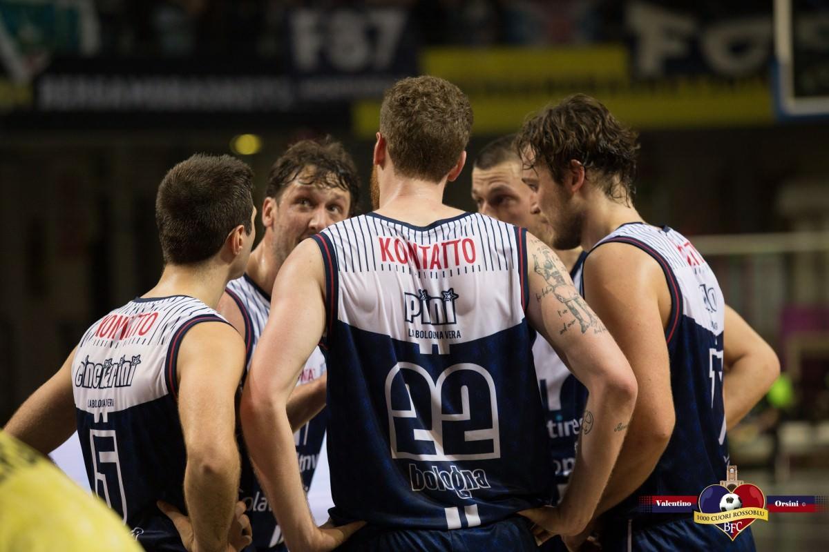 Bergamo Fortitudo: Le foto del recupero di campionato - 9 Mar