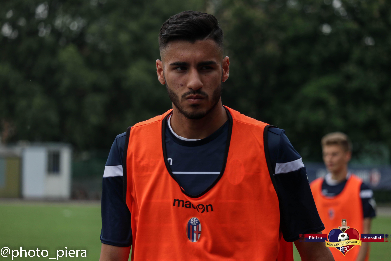 Ufficiale: Contratto da professionista col Bologna per Frabotta - 14 giu