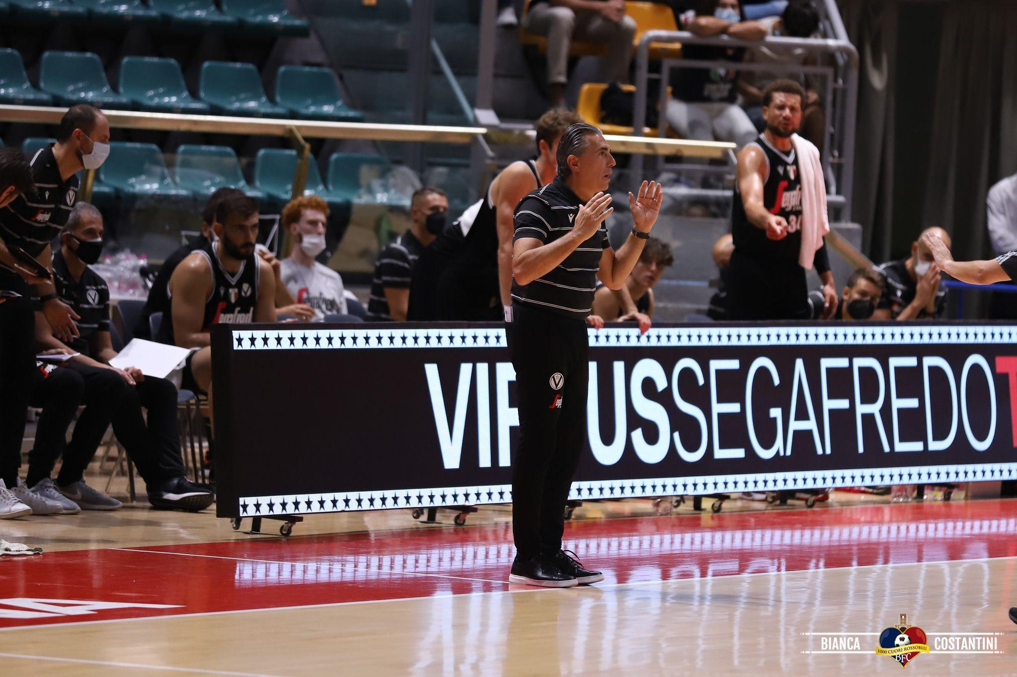 Trento-Virtus Segafredo, le parole dei protagonisti al termine del match