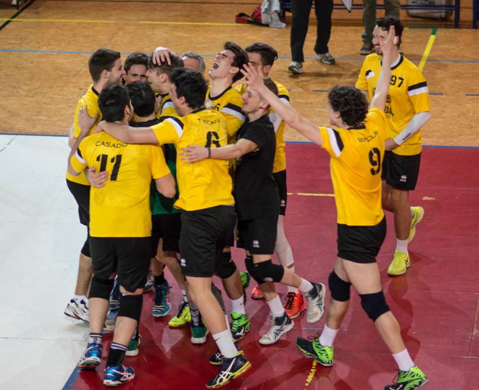 Volley serie C - Strepitoso tie-break per la Zinella Vip. Superata la Falco Servizi 15-0 – 26 mar