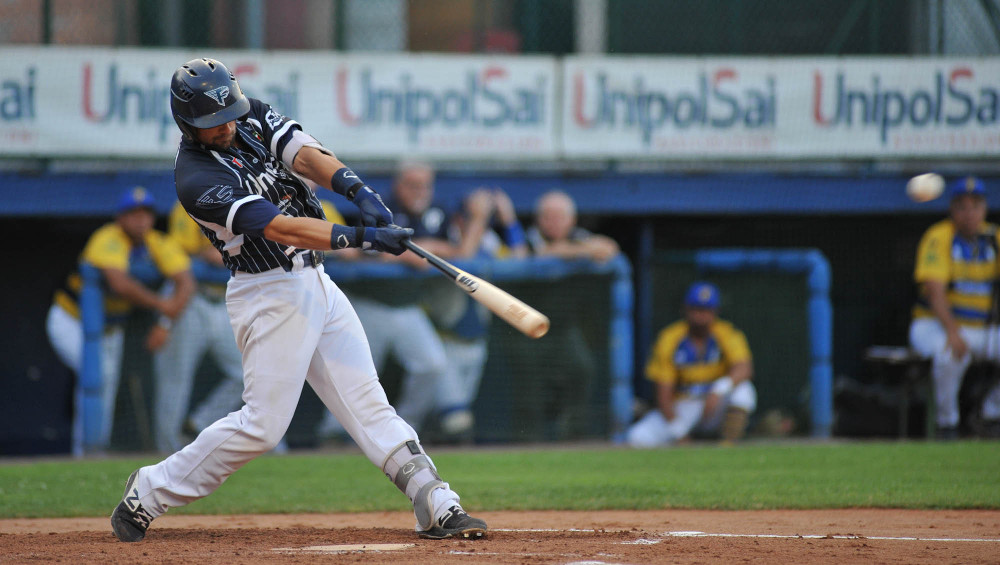 La Fortitudo baseball in campo con la Protezione Civile dell'Emilia-Romagna