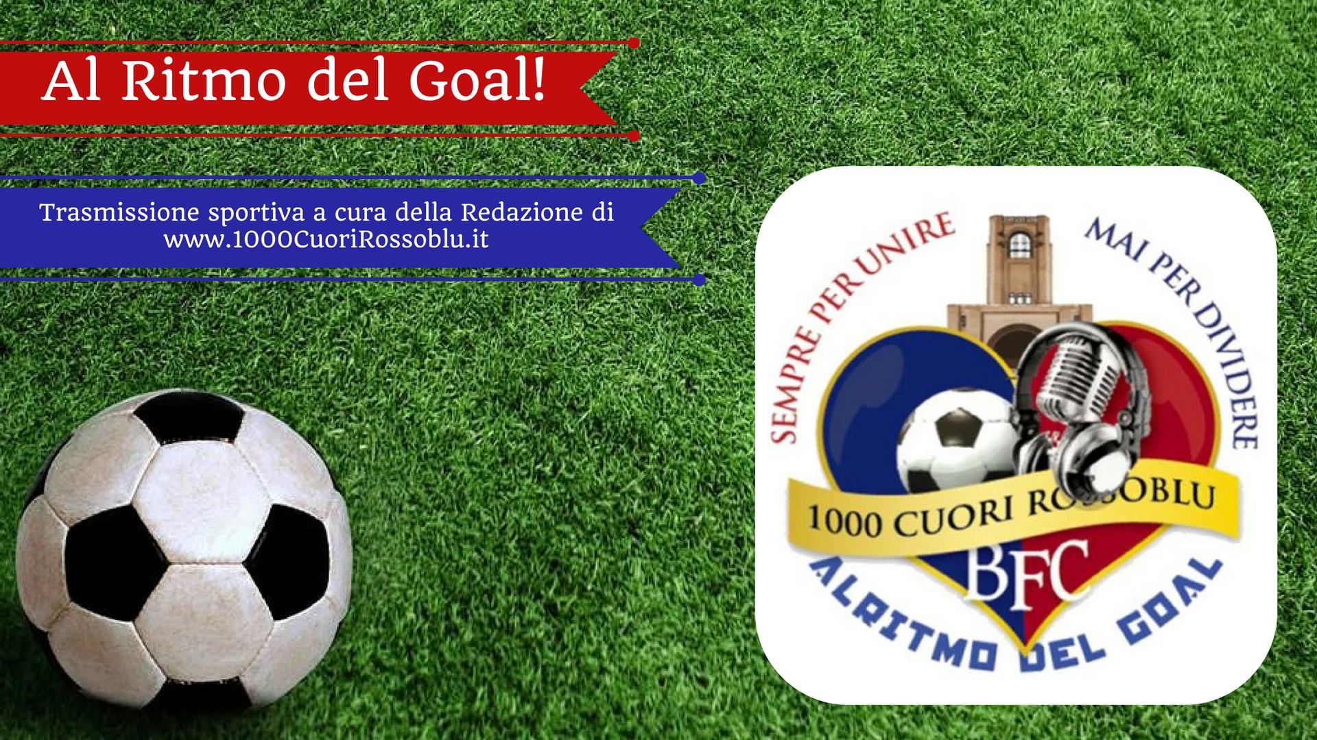 """Podcast """"Al Ritmo del Goal!"""" Roma-Bologna - 29 Ott"""