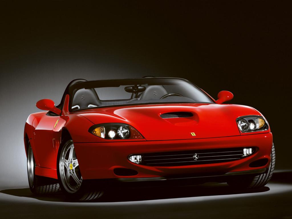 Carspillar – Ferrari 550 Barchetta, un omaggio ai 70 anni di Pininfarina