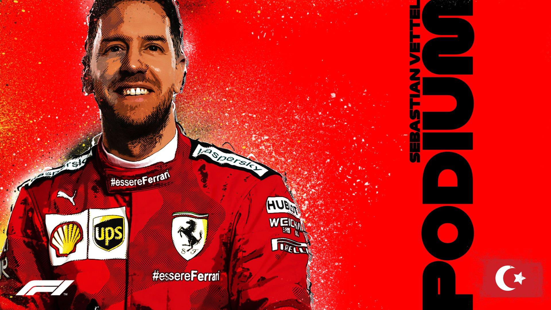 In Turchia Hamilton vince e diventa campione del mondo, ma il capolavoro di giornata lo fa la Ferrari.