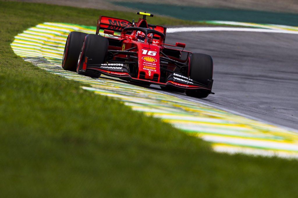 Formula 1 - Gp del Brasile: la spunta Verstappen, Vettel è secondo