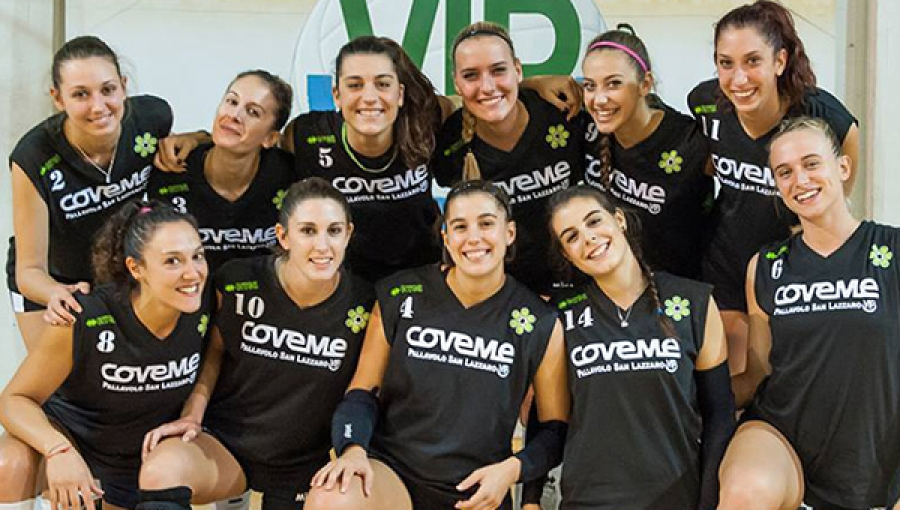 Coveme - Svanisce il sogno della Serie A - 16 Giu