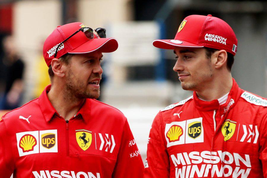 Ferrari : Poteva andare peggio
