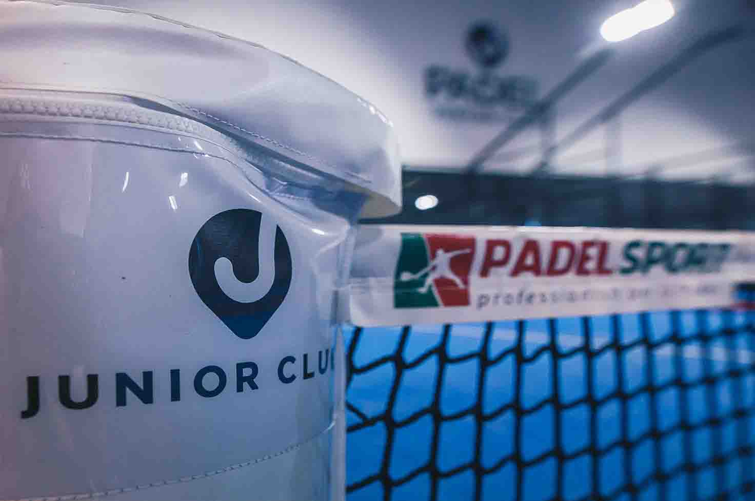 Padel Tennis al Junior Club Rastignano!