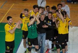 Volley serie C-  La Zinella Vip supera San Marino 3-0 e chiude la stagione da capolista - 9 apr