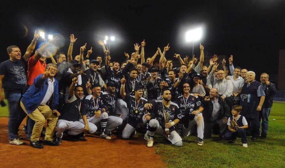 Baseball – L'Aquila alza al cielo l'undicesimo scudetto!
