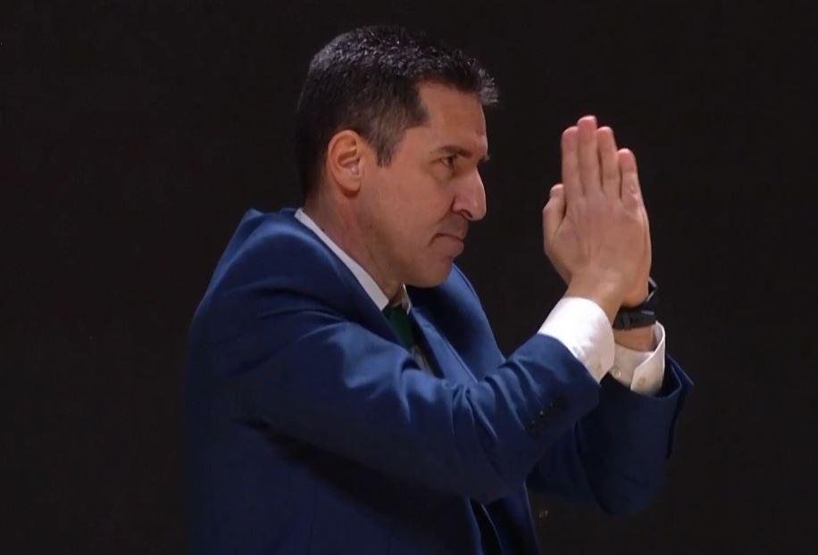 Le dichiarazioni di coach Priftis a fine gara 2