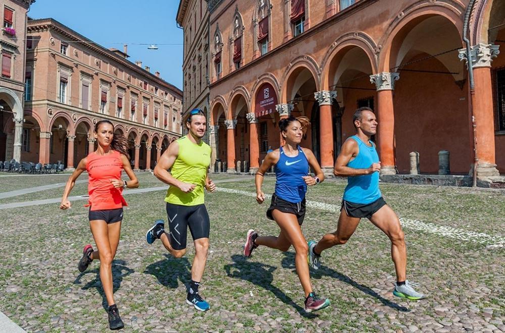 Corriere di Bologna - Una maratona ecosostenibile