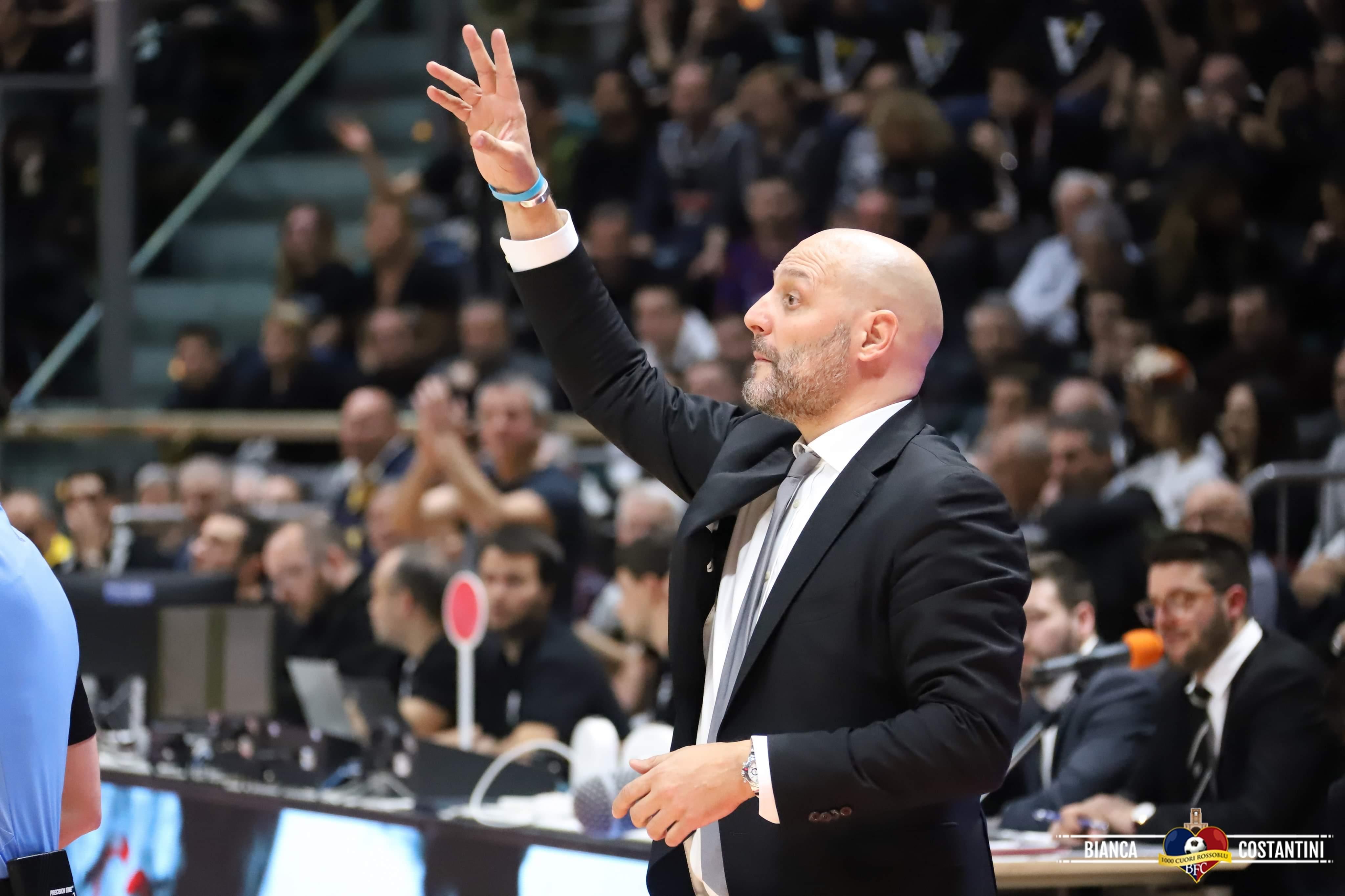 Virtus Segafredo-Partizan: le parole di coach Djordjevic nel post-partita