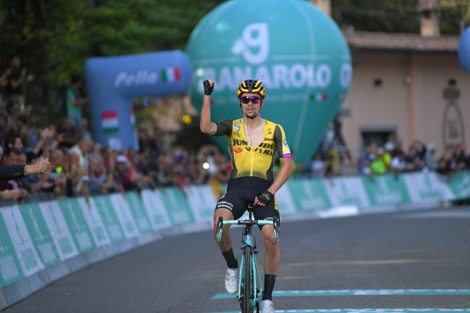 """Giro dell'Emilia - Il Re del """"San Luca"""""""