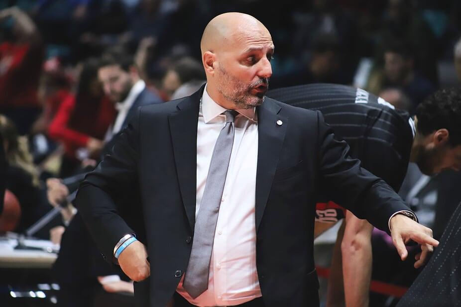 """Virtus Segafredo-Treviso, Djordjevic: """"Lotteremo per conquistare altri due punti importanti"""""""