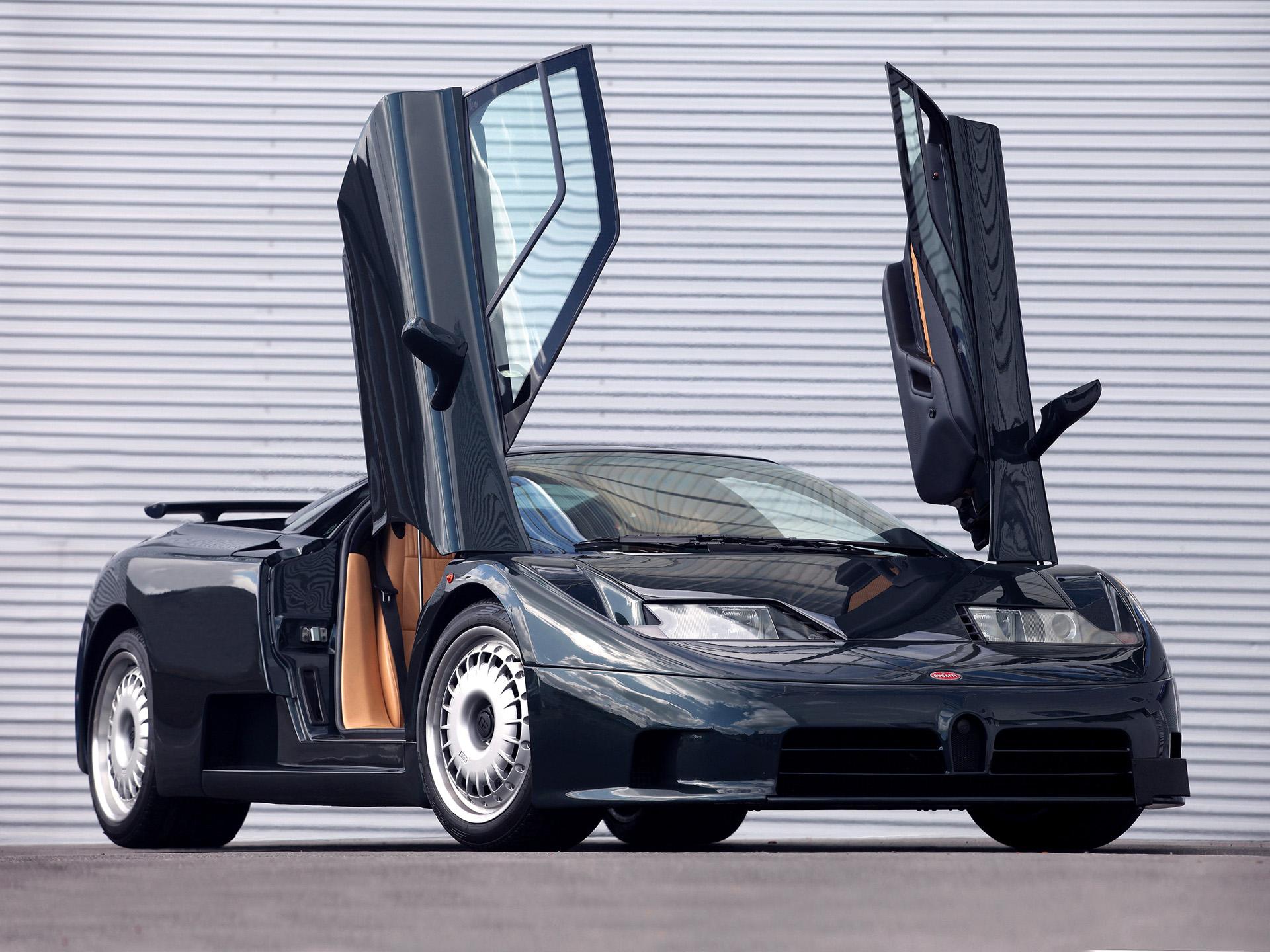Carspillar – Bugatti EB110, l'ultima supercar prodotta a Campogalliano