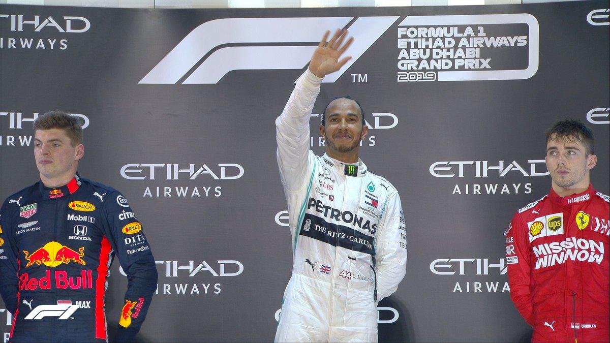 Formula 1 - Gp Abu Dhabi : il futuro è a tre decimi dal presente