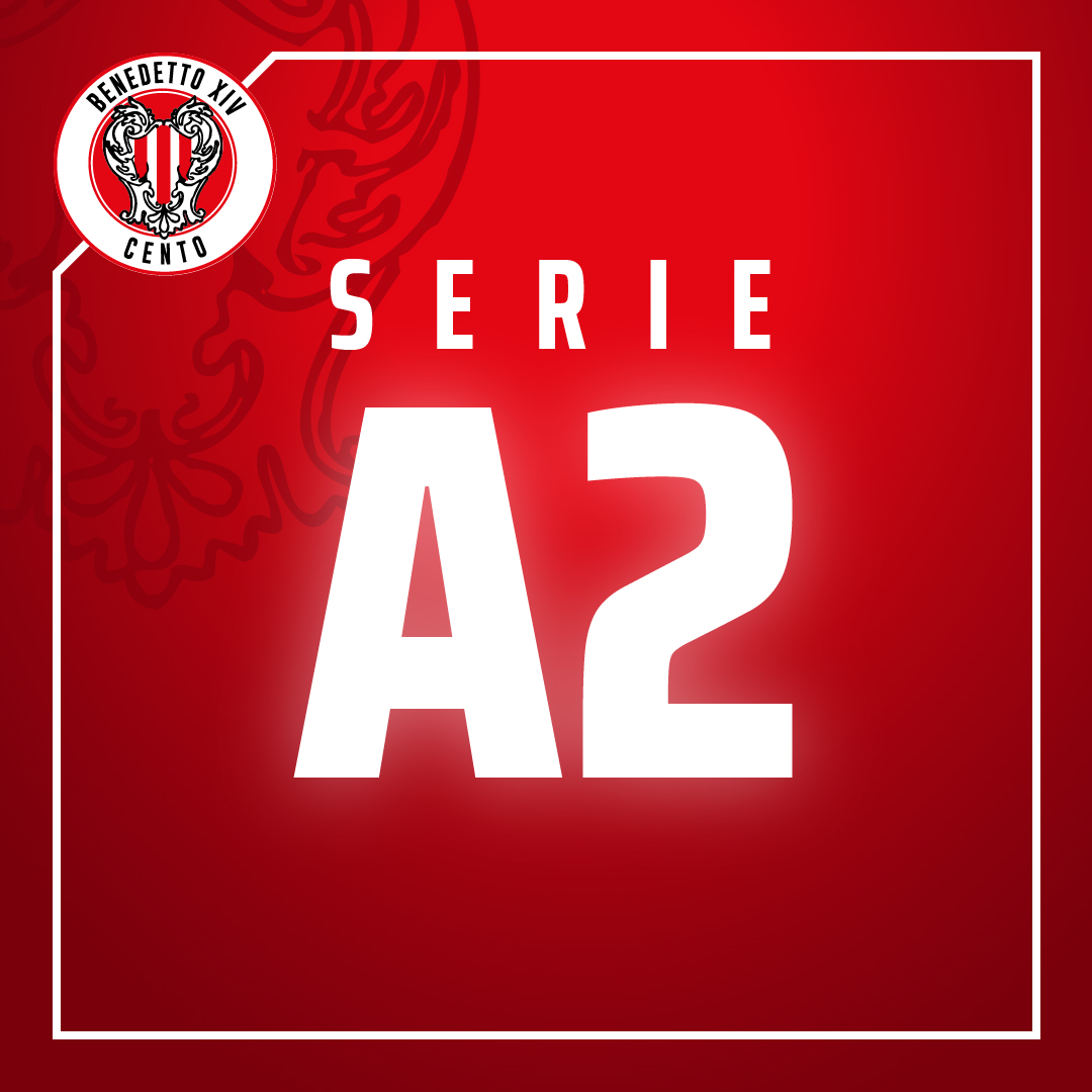 La Benedetto XIV Cento torna in Serie A2!