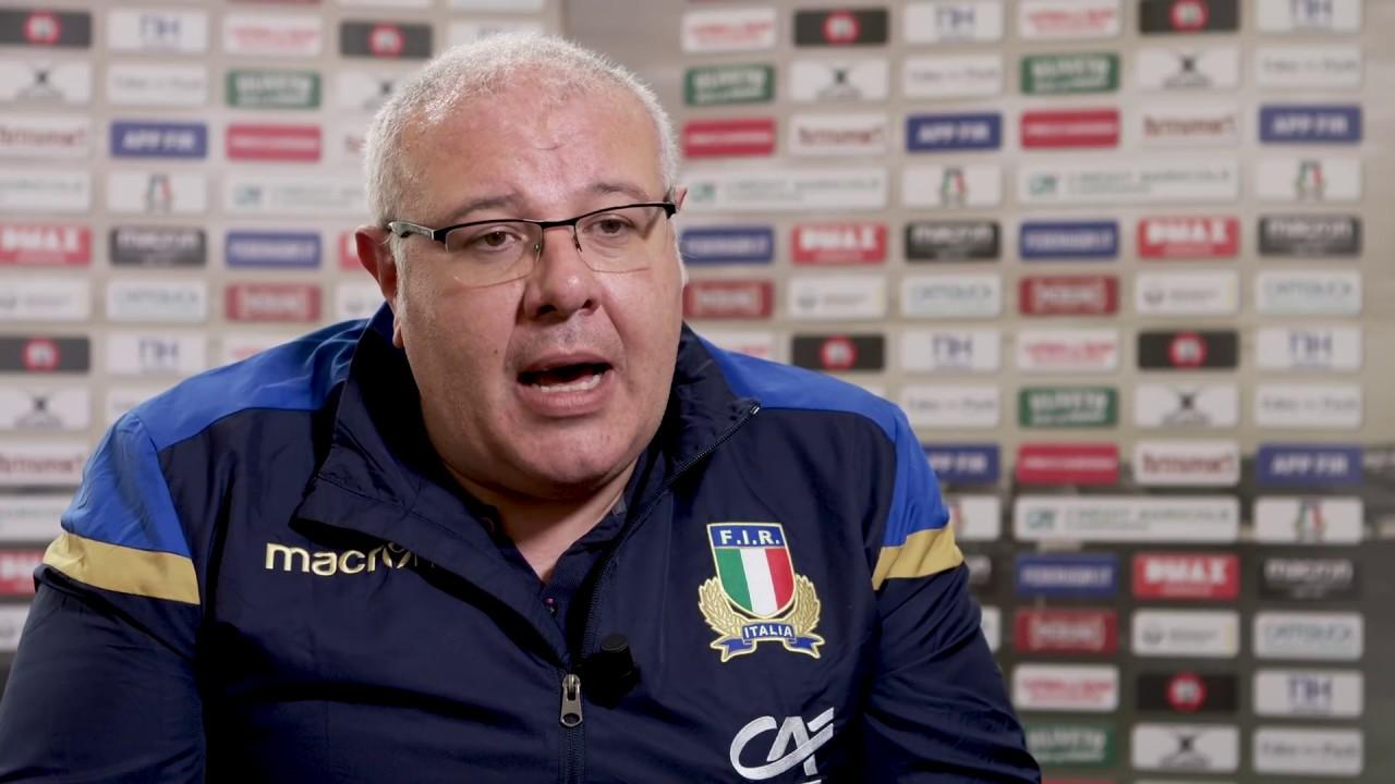 Rugby- Nazionale Femminile: intervista al CT  Andrea Di Giandomenico