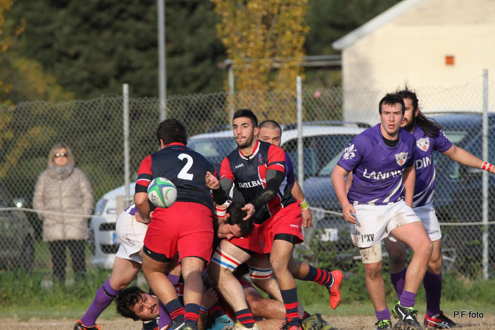 Rugby – Bologna espugna Firenze e difende il secondo posto – 4 Dic