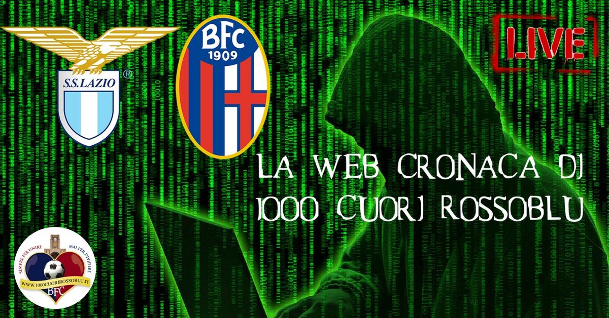 Web-Cronaca LIVE di Lazio-Bologna - 18 Mar