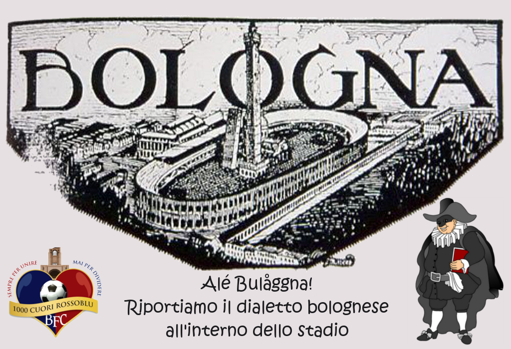 "Alé Bulåggna: ""Al cataré lit anch col gamb dla tèvla"" - 28 Set"
