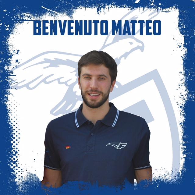 Ufficiale: Matteo Fantinelli è un nuovo giocatore della Fortitudo - 20 Giugno