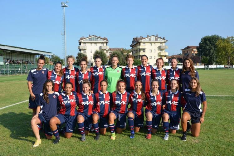 1a Partita Coppa Italia Serie C Femminile