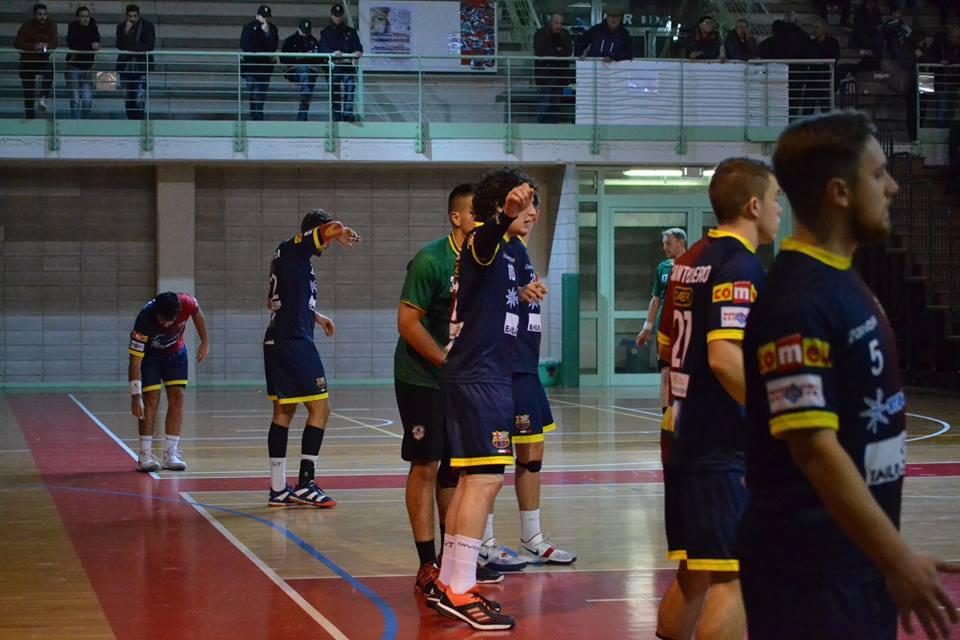 Bologna United, Leban spinge i felsinei alla vittoria: Siena è sconfitta 27-23