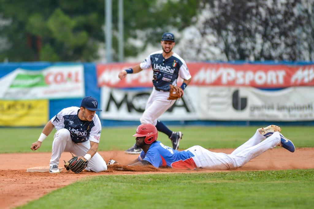 Fortitudo Baseball - La Effe vince contro Macerata e vola in finale per accedere alla Coppa Campioni 2022