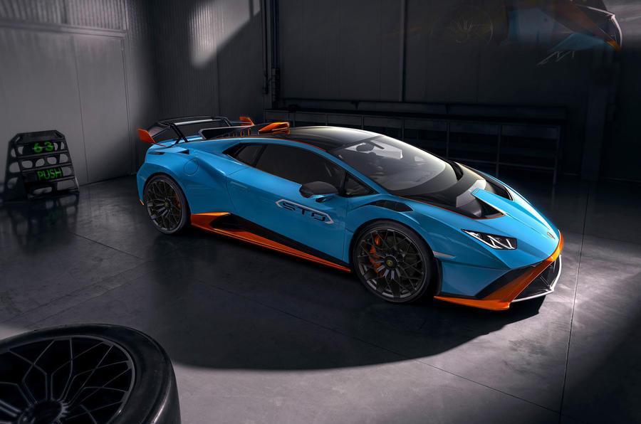 Presentata una nuova versione di Lamborghini Huracán, ecco la Super Trofeo Omologata