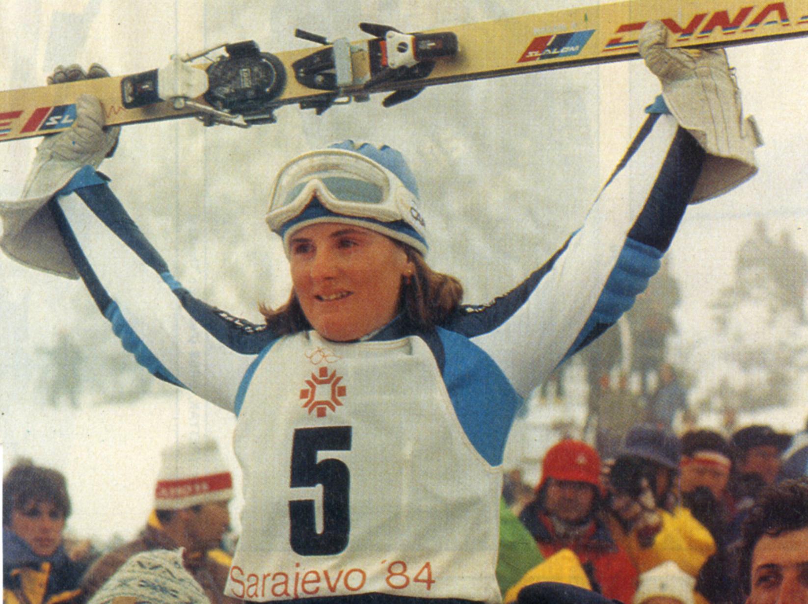 Storie Olimpiche - Sarajevo 1984, lo storico oro di Paoletta Magoni