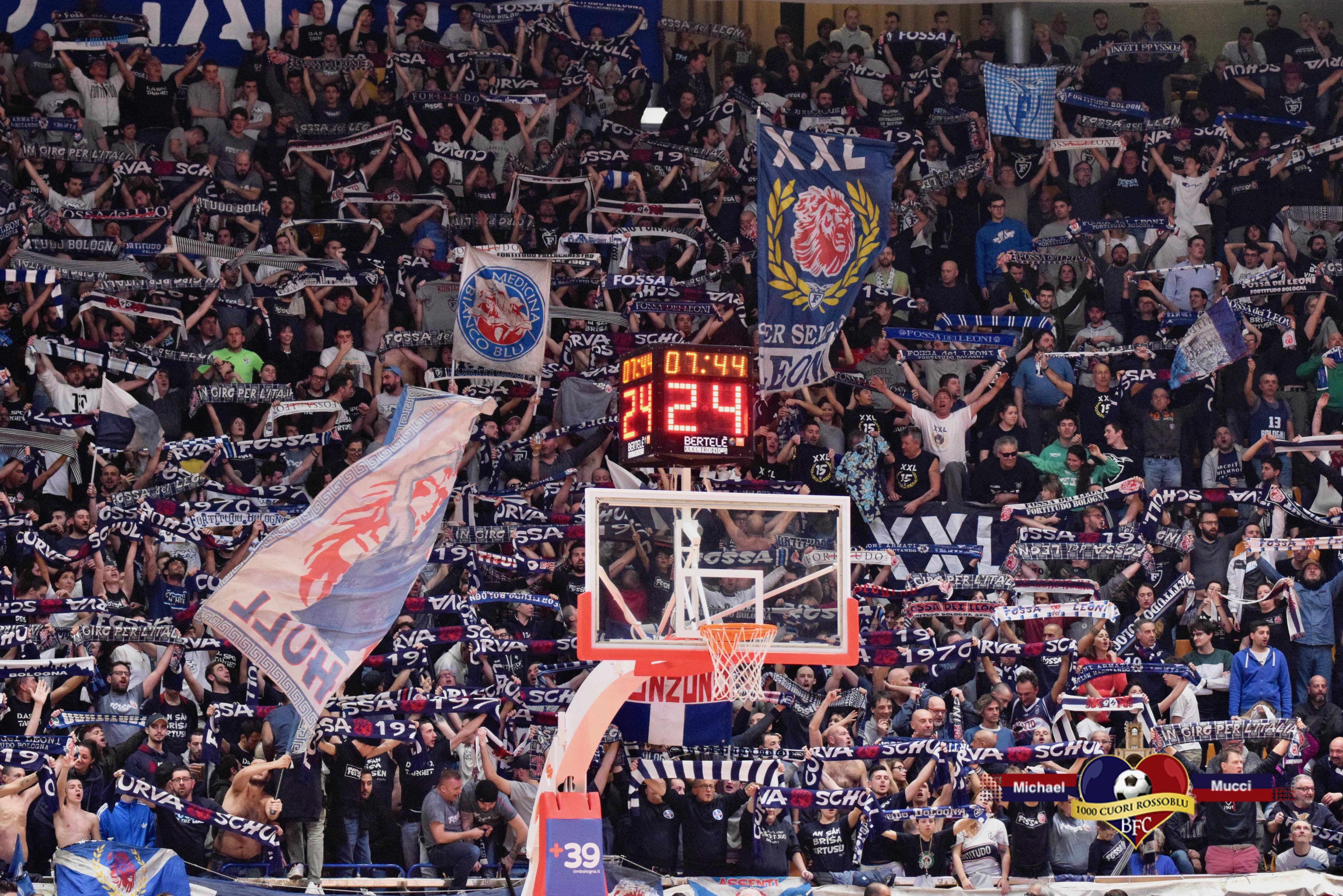 Fortitudo - Info biglietti per le partite contro Imola e Treviso