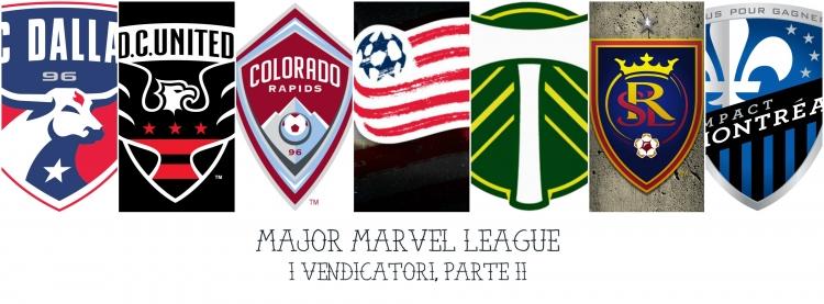Major Marvel League: I Vendicatori (parte 2)