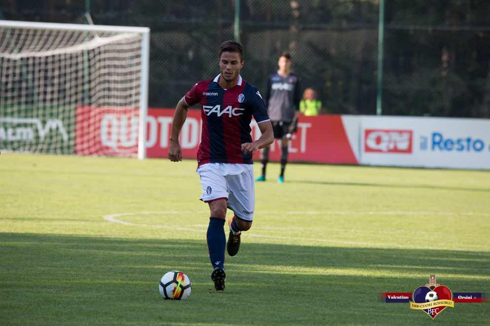 Calciomercato Bologna - Lorenzo Crisetig al Benevento, domani le visite mediche