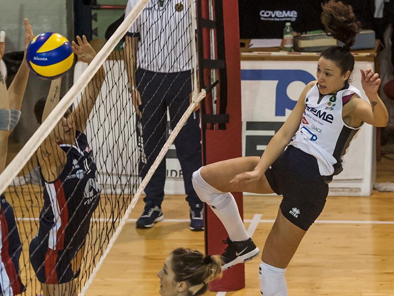 Volley B1 – Nuovo successo per la Coveme. Battuta anche San Michele 3-1 – 20 mar