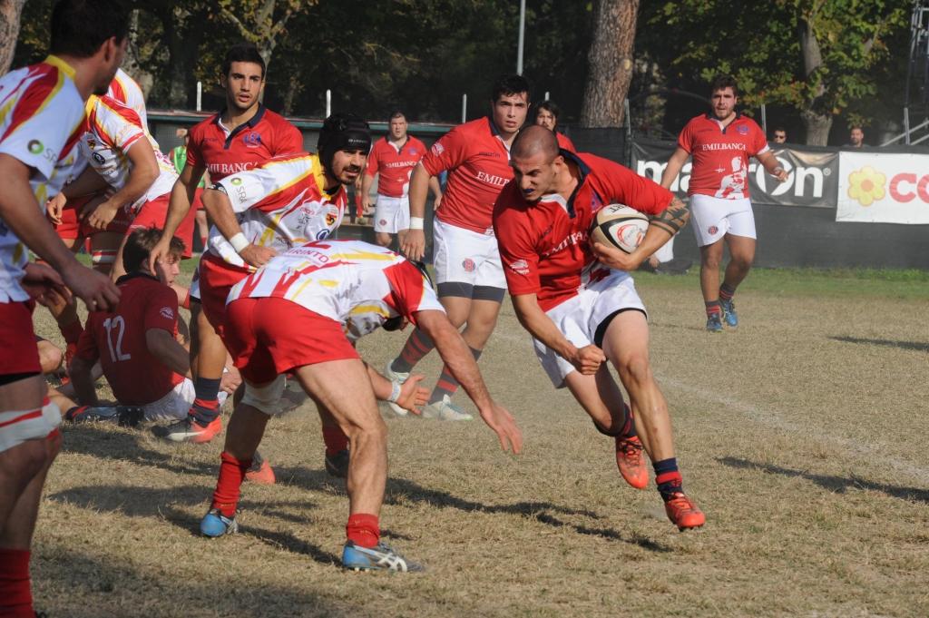 Rugby - Pesaro v. Bologna Rugby 1928 16-15 – 16 Ott
