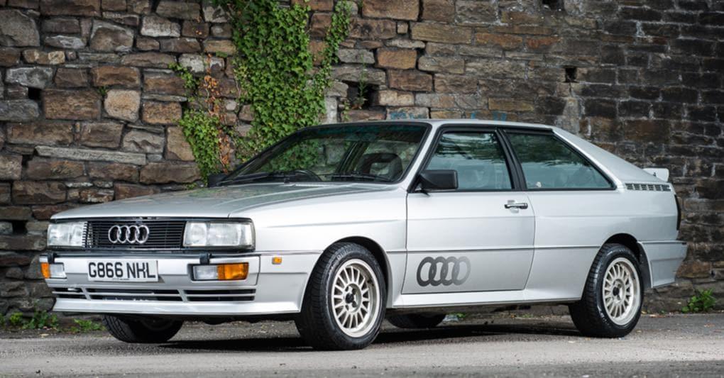 Big Automotive Innovations – Audi Quattro, la prima 4x4 europea
