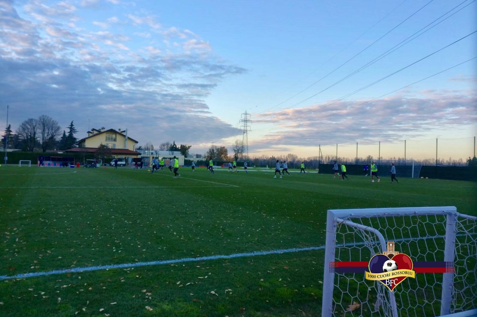 Bologna - Nessun cambio in vista da Casteldebole: 3-5-2 e partitelle pomeridiane