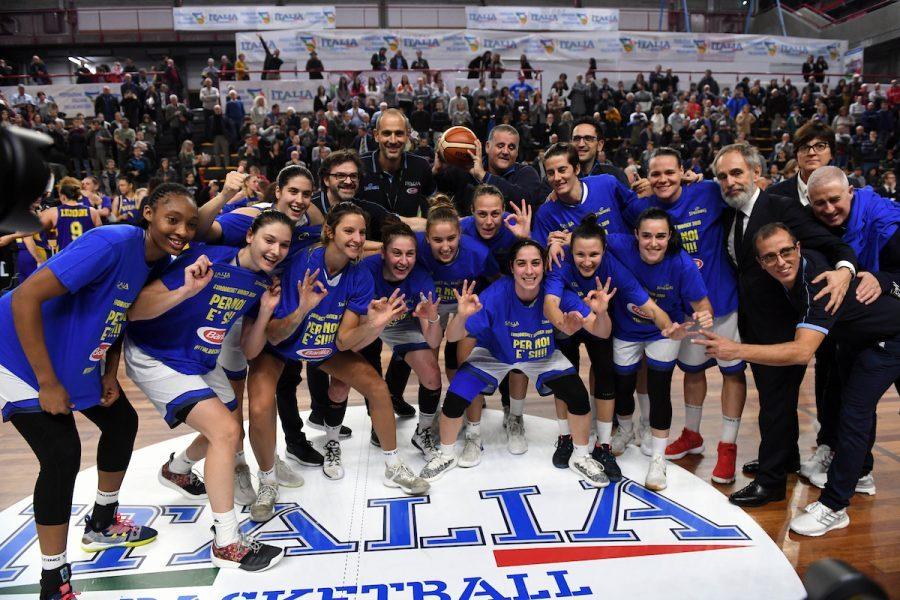 Europei femminili di basket: ecco le avversarie dell'Italia
