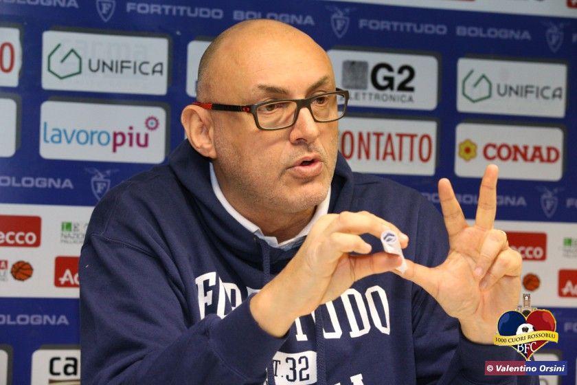 """Boniciolli: """"Con Roseto e Ravenna abbiamo miglior record vinte-perse del girone di ritorno"""" - 24 mar"""