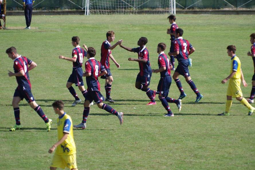 Settore giovanile - Inter batte Bologna 3-5 al termine di una partita al cardiopalma - 21 Feb