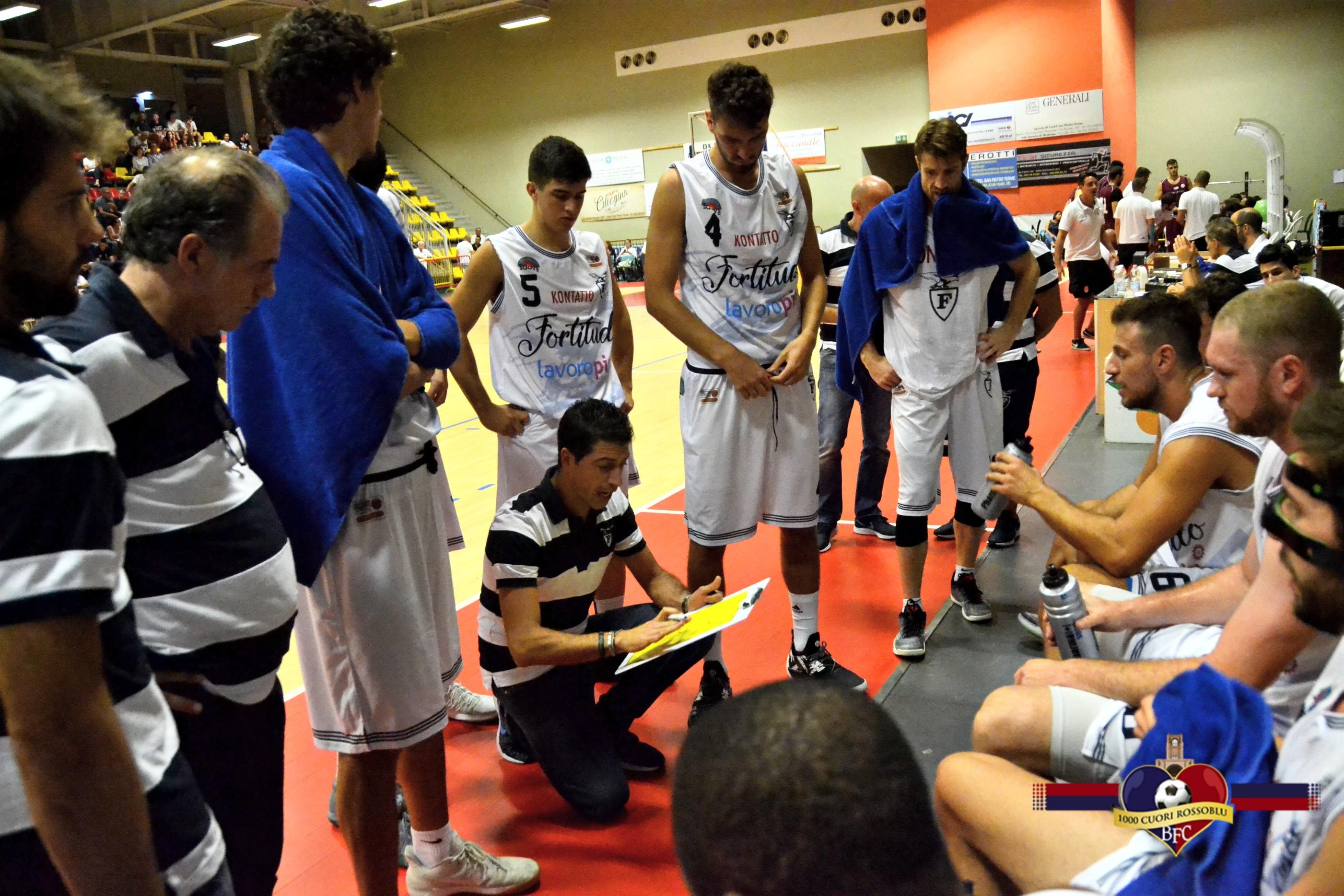 Fortitudo, domata Trapani per 67-50, domani la finale con Ravenna