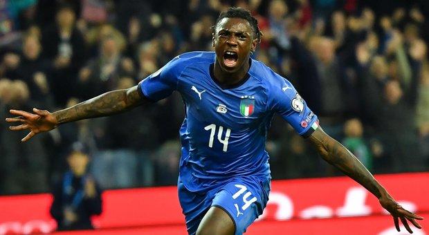 Qualificazioni Euro2020 - Italia-Finlandia 2-0: Barella e Kean, due lampi azzurri