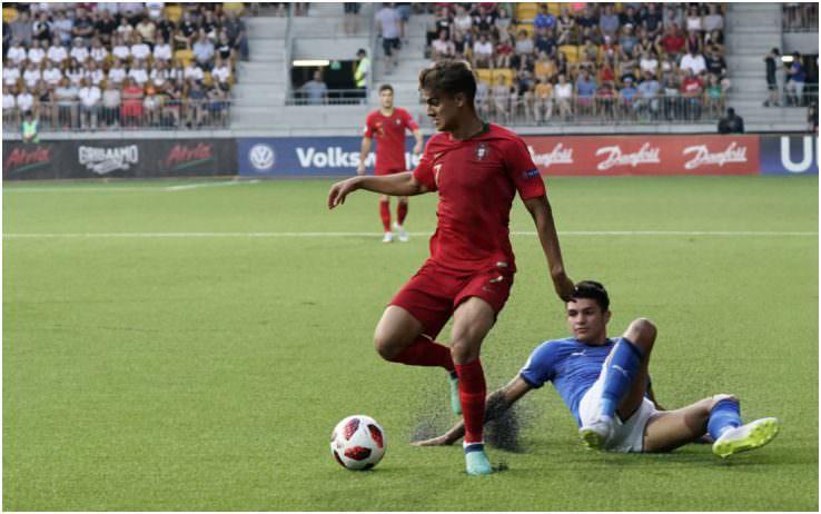 Europei U19 - Una splendida Italia si arrende in finale: vince il Portogallo 4-3