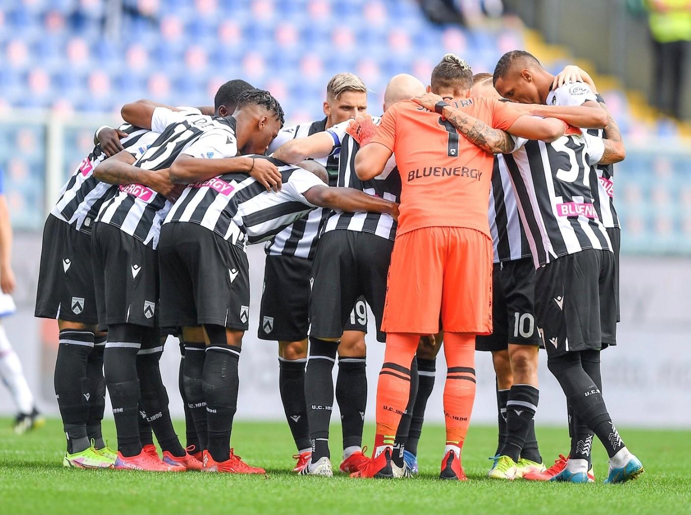 L'altro spogliatoio: la nuova Udinese di Luca Gotti