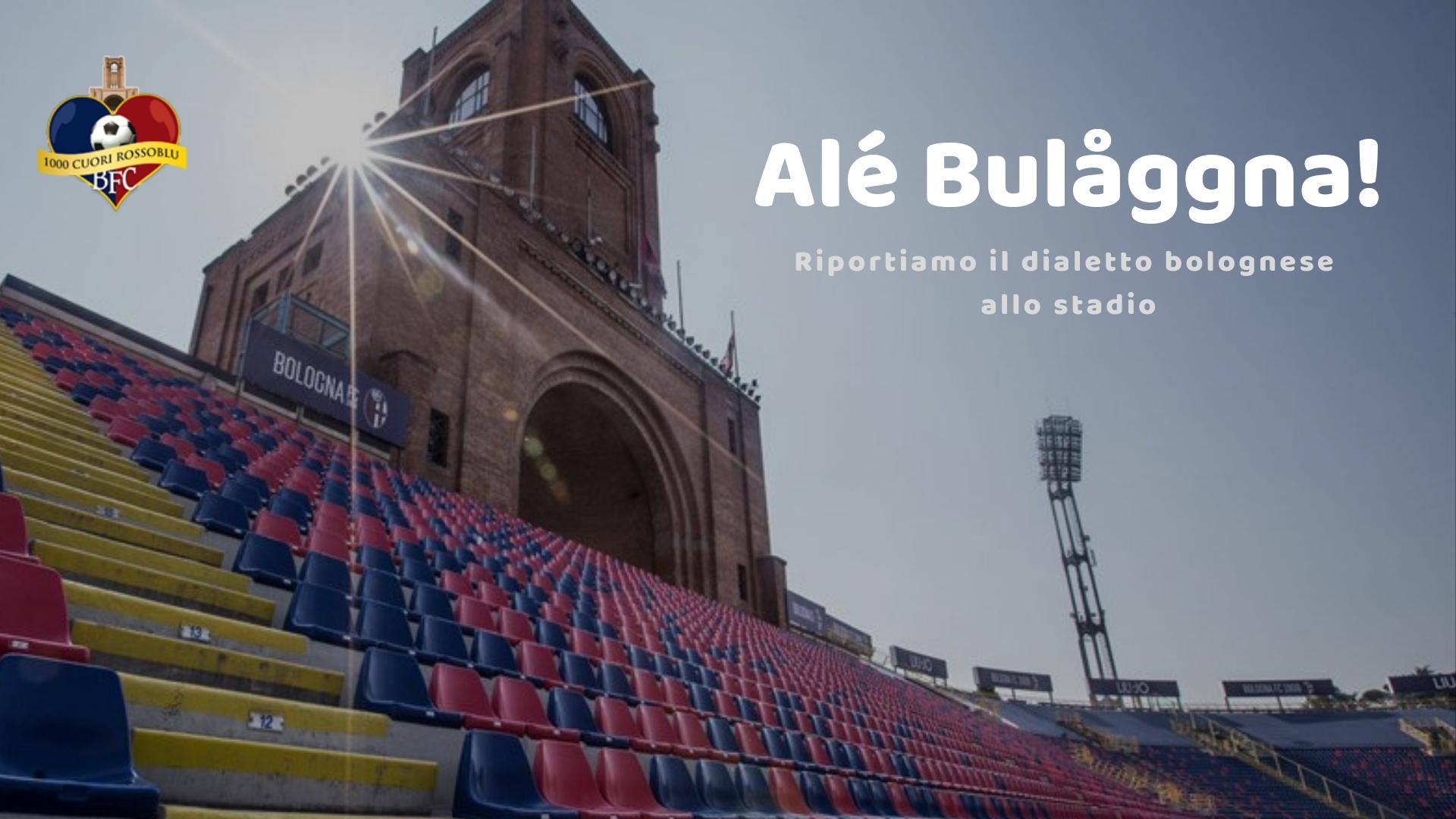 Alé Bulåggna - Rubér anche al fómm dla pépa