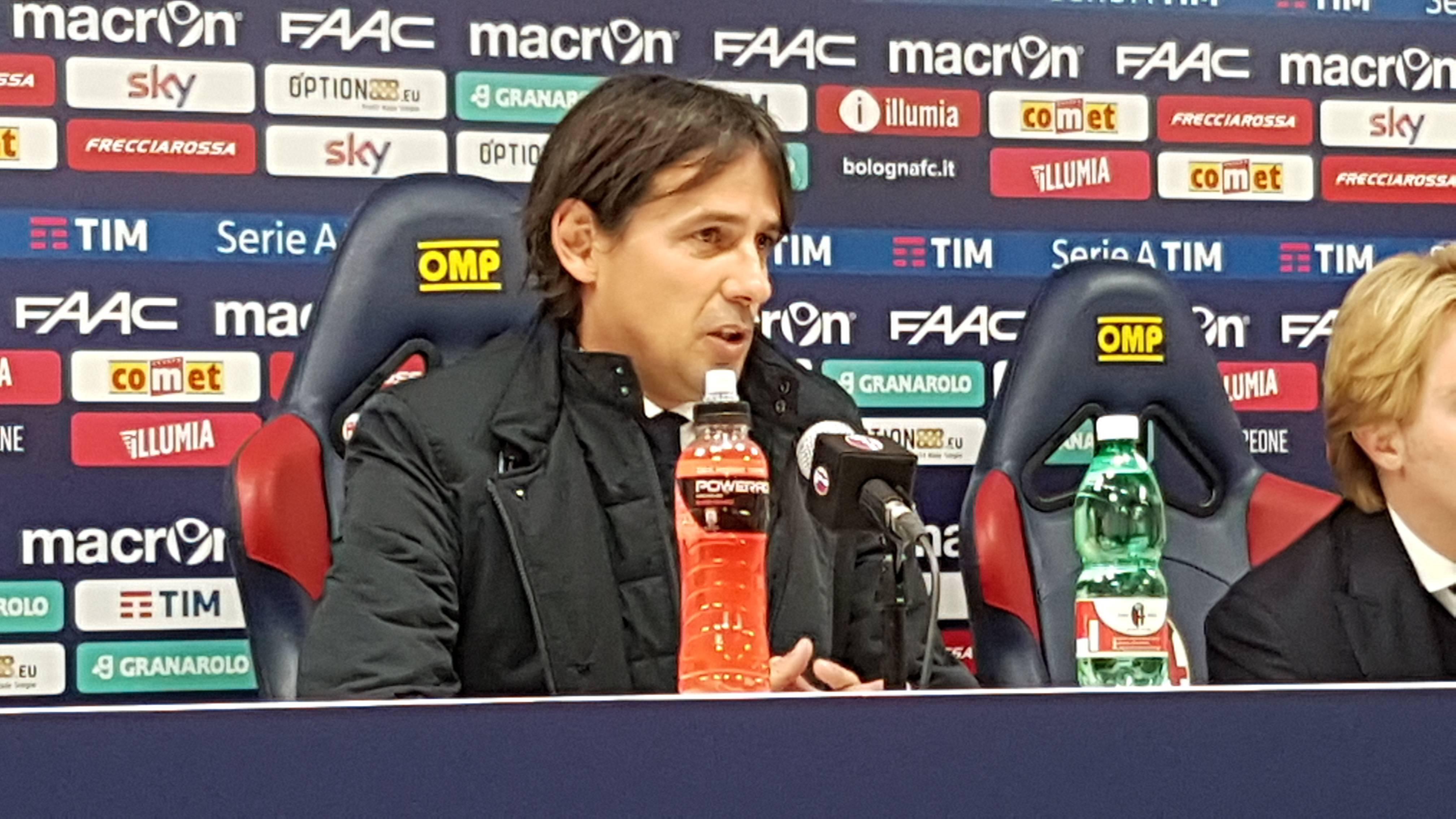 Lazio-Bologna, le parole di Inzaghi e Gotti - 18 Mar