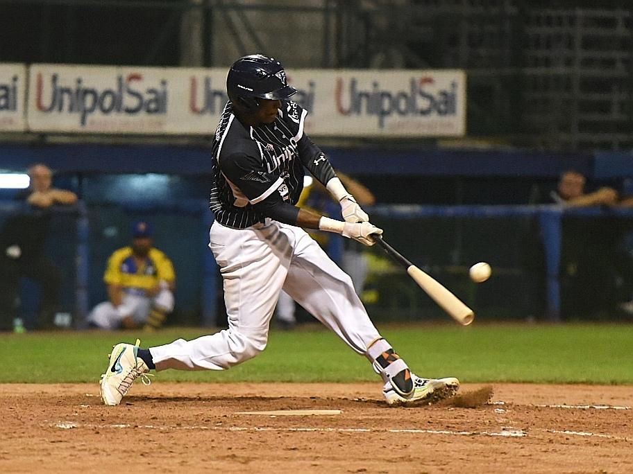 Baseball -  La Fortitudo supera Parma anche in gara 2 e continua la fuga solitaria