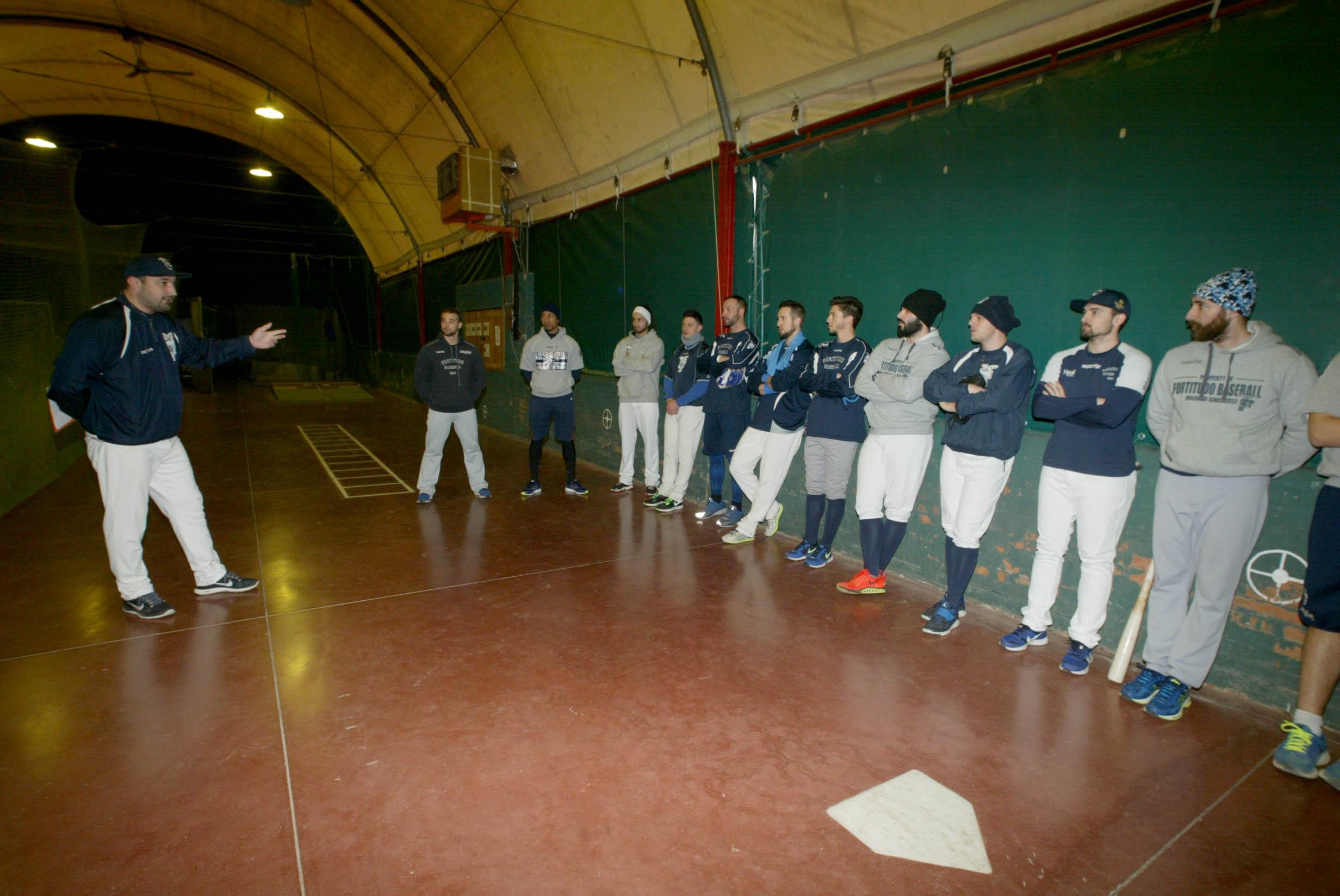 Baseball: Tre nuovi lanciatori in casa Fortitudo - 20 feb